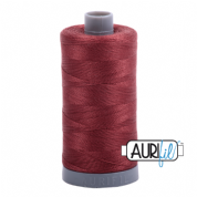 Aurifil 28 Cotton Thread - 2345 (Brown)
